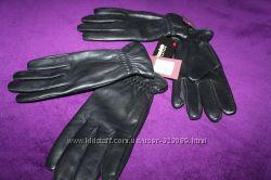 Шкіряні жіночі рукавички на тінсулейті по хорошій ціні