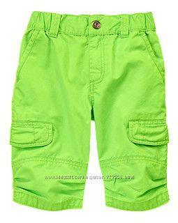 Стильные шорты для мальчишек  4, 5 лет Gymboree