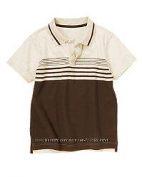 Стильные футболки поло для мальчиков из США