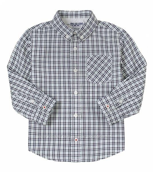 Стильные рубашки для мальчиков