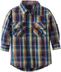 U. S. Polo Assn Рубашки для мальчика 4, 5 лет