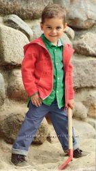 Коттоновые штанишки на мальчика р. 80 от Papagino Германия
