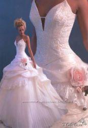 Шикарное платье Оксаны Мухи