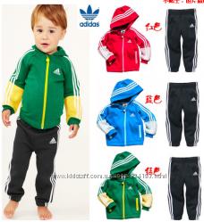 Спортивные костюмы для мальчиков и девочек, три цвета