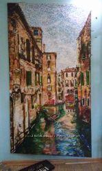 картина Венеция 2м20 см Х 1м 20 см