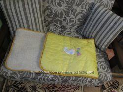 Конверт на овчине в коляску или санки в отличном состоянии
