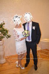 Красивое платье на свадьбу или торжество