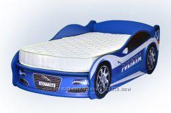 Кровать машина для деток. Очень красивые и качественные. Акции