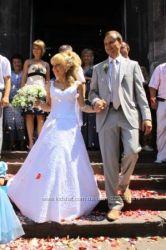 Сукня весільна від Оксани Мухи