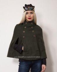 Пончо-пальто Zara Р. 36-38