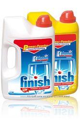 Finish Calgonit Порошок 2, 5кг для посудомоечных машин