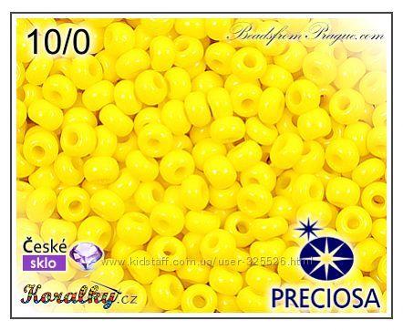 Бисер чешский  PRECIOSA  от 1 грамма