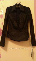 Beate Heymann брендовая блузка черная