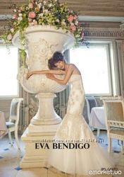 Шикарное свадебное платье Eva Bendigo