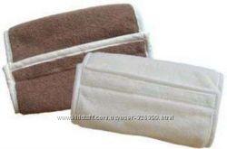 накладки -слюнявчики накладки для сосания ERGO BABY