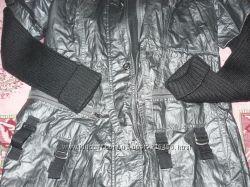 Пальто-куртка на флисе для беременной