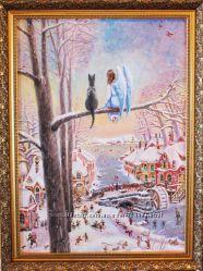 Написать на заказ копию картины Евгении Гапчинской и других художников