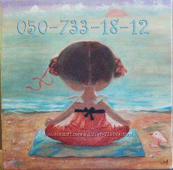 Продам картину Евгении Гапчинской. Качественная копия
