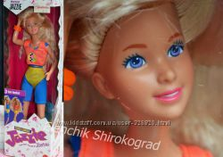Колекционная кукла Барби Джаззи Barbie Teen Looks Jazzie Cheerleader