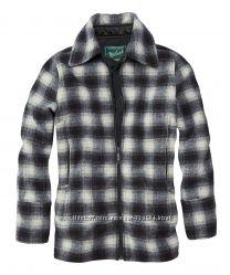 Новое утепленное пальто деми Woolrich из Америки, размер М. Реальные фото.