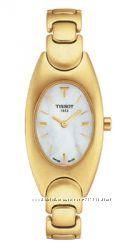 Распродажа Престижные женские часы TISSOT Cocktail Oval, оригинал, Swiss Made