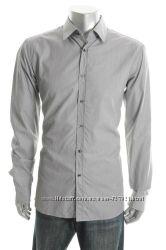 HUGO BOSS - фирменная классическая рубашка, оригинал