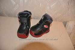 зимние ботиночки CALORIE