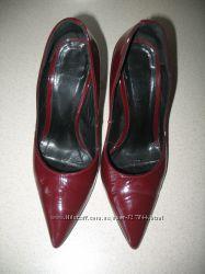 Туфли  ANDRE кожа лак 35 размер