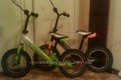 Беговелы велобеги AZIMUT Balans новые 12, 14 и 16 дюймов резиновые колёса
