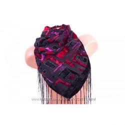 Женские шарфы из бархата