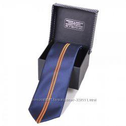 Мужские шелковые галстуки