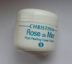Rose De Mer post peeling cover cream Christina тональный защитный крем