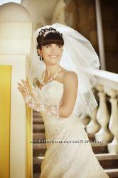 Очень красивое свадебное платье, реальные фото
