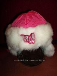 Новые зимние шапки для девочки