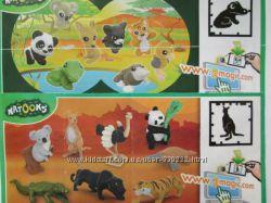 Продам игрушки  киндер Животные Юга 2013 малыши, детеныши