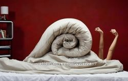 Пуховые одеяла для деток и взрослых  - суперцены