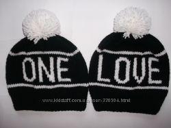 Шапки ONE LOVE