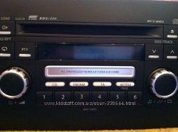 Радиомагнитола на SUZUKI SX-4