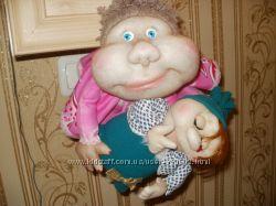 Попик-кукла