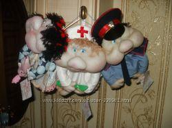 Куклы-попики в образе