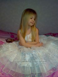пошив детских празднечных платьев