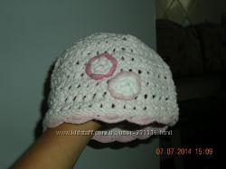 Вязаная шапочка Next 6-12 месяцев