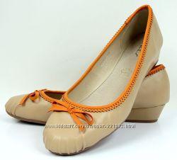 Классические туфли-балетки