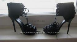 туфли из натуральной кожи фирмы BASCONI