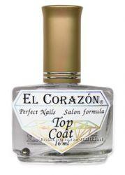 El Corazon  Верхнее покрытие и сушка