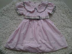 стильное фирменное платье Burberry