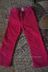 Вильветовые штанишки в отличном состоянии