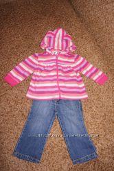 ОТличная флиска от Олдневи и джинсики от крейзи 8