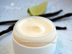 Увлажняющий крем для лица с кислотами Ваниль&Лайм