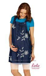 Платья беременным и кормящим - разные модели есть выбор